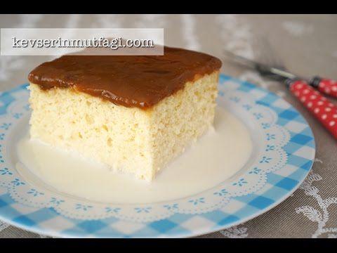Trileçe Tarifi (Videolu) - Kevser'in Mutfağı - Yemek Tarifleri