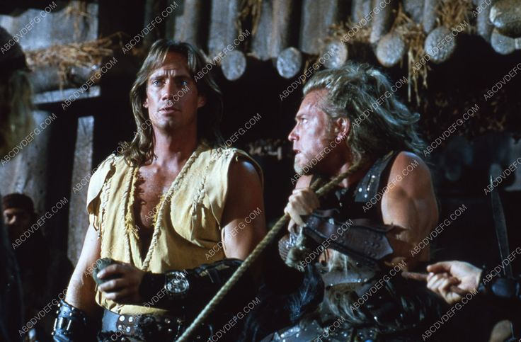 Kevin Sorbo Peter Muller TV Hercules The Legendary Journeys 35m-6918