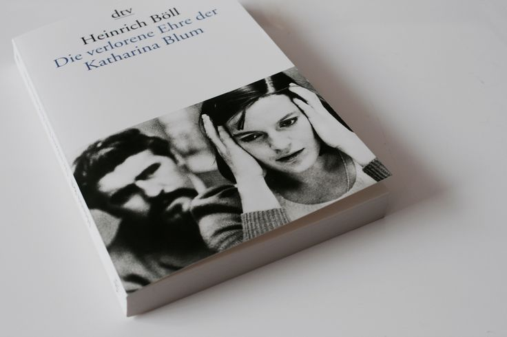 """the lost honor of katharina blum essay His books and essays portray the first 40 years of german democracy following   with böll publication of the novella """"the lost honour of katharina blum"""" that."""