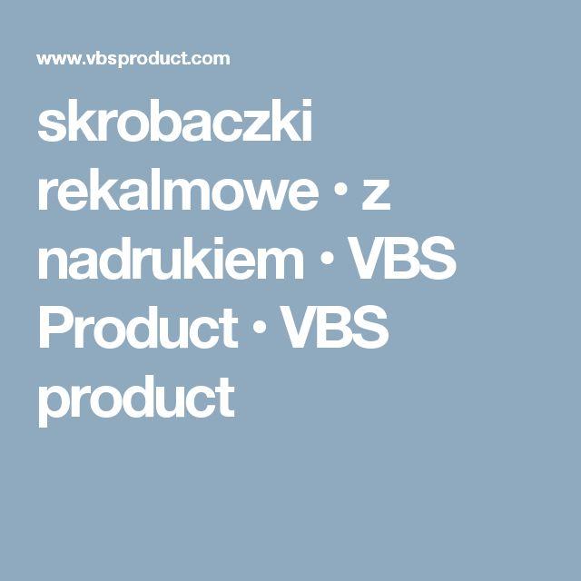 skrobaczki rekalmowe • z nadrukiem • VBS Product • VBS product