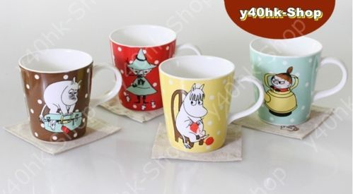 Moomin Valley Moomin Characters MUG CUP   eBay 18,20e