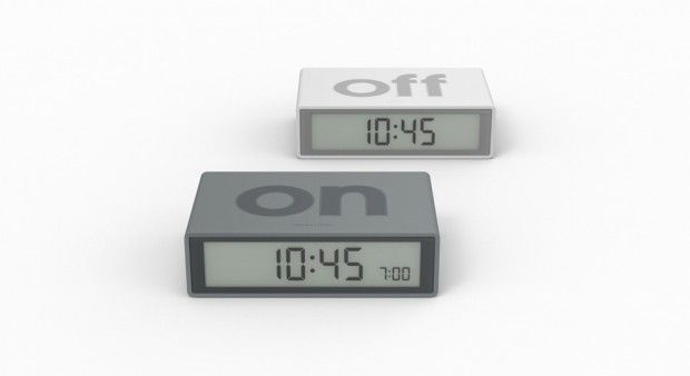 Flip Alarm Clock – Adrian Jeremy Wright