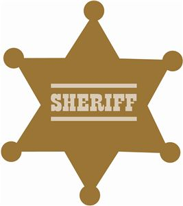 sheriff badge My Dad was a Sheriff for 15 years...
