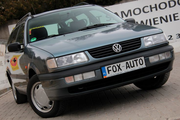 VW Passat B4 1.8 90KM