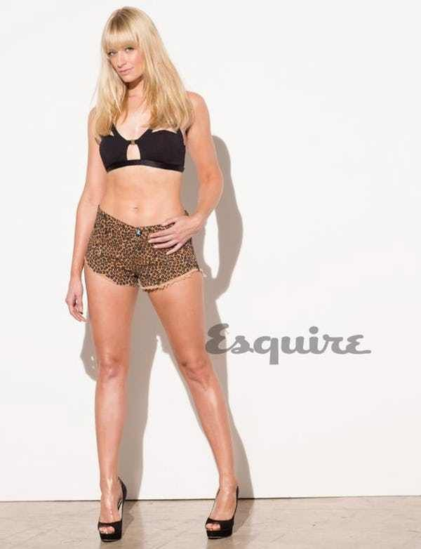 The Hottest Pictures Of Beth Behrs In A Bikini Swimsuit Or Other Swimwear Beth Behrs Is Well Known For Being One Of The Hottest Actresses In The World