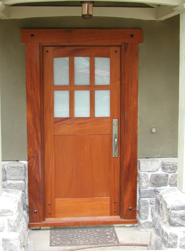 105 best images about entry passageways on pinterest for Craftsman french doors