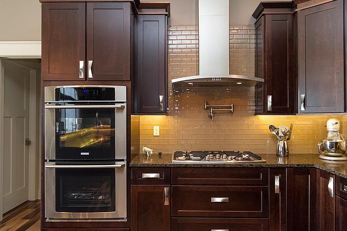 Designer robyn hardwood triangulo natural brazilian pecan 5 engineered kitchen countertops for Travertine bathroom countertops