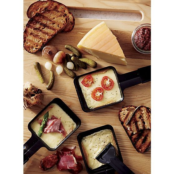 Raclette Maker in Specialty Appliances   Crate and Barrel