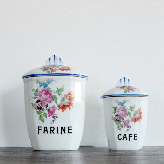 French Kitchen Canisters: 190 Best CaNiSTeR LoVE Images On Pinterest
