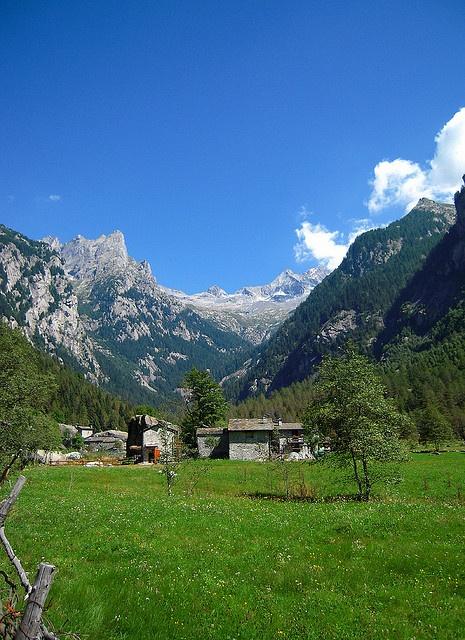 Val di Mello by marco marescotti, via Flickr