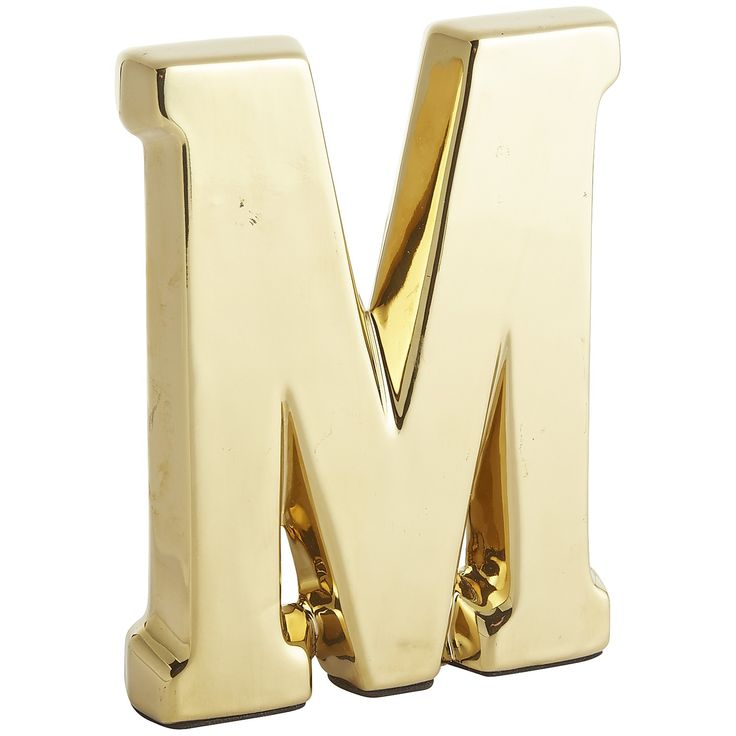 Letter M Home Decor Glamorous 42 Best *decor  House Numbers & Letters* Images On Pinterest Review