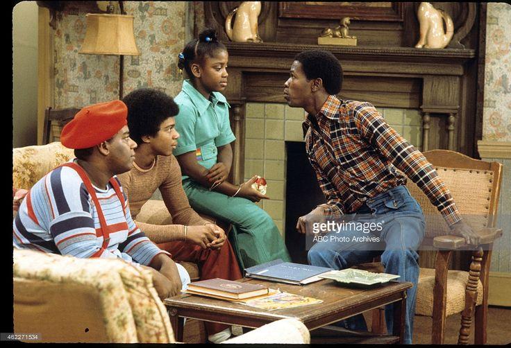 What's Happening, November 13, 1976. Fred Berry, Haywood Nelson, Danielle Spencer, Ernest Thomas