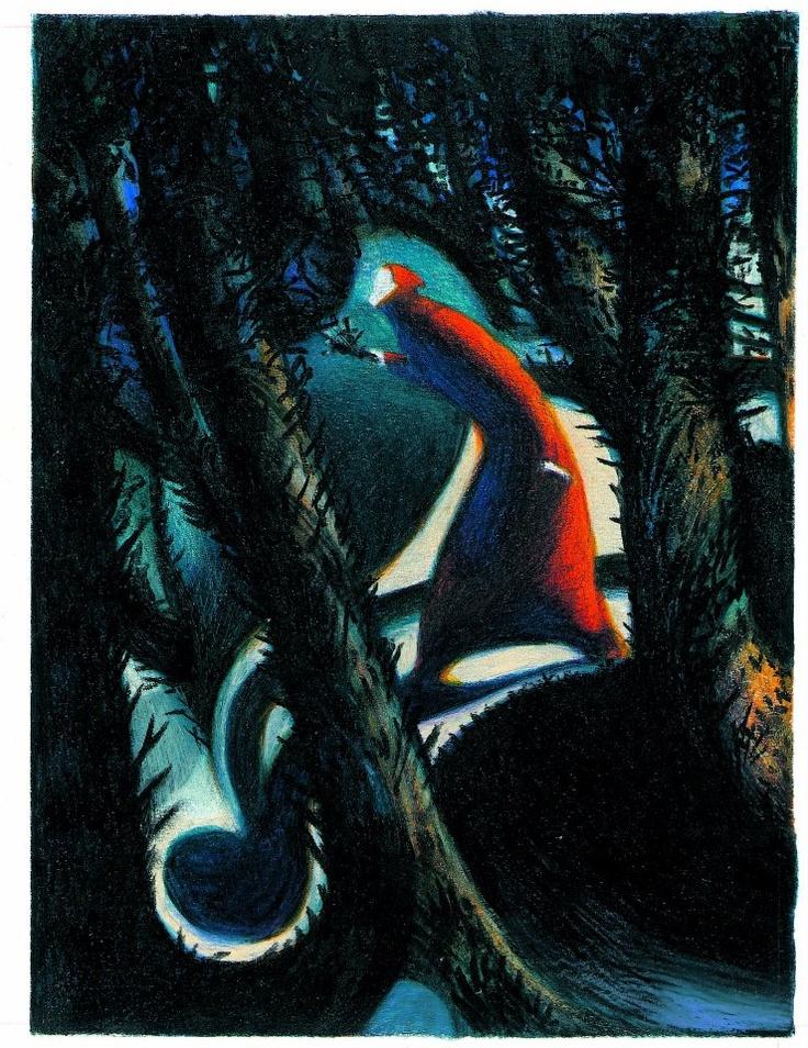 L'Inferno di Dante, Canto I - La selva Divina Commedia - Inferno (Nuages, 2006)