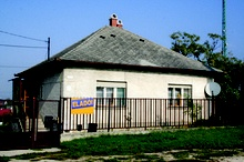 Small detached house, Biatorbágy, Hungary
