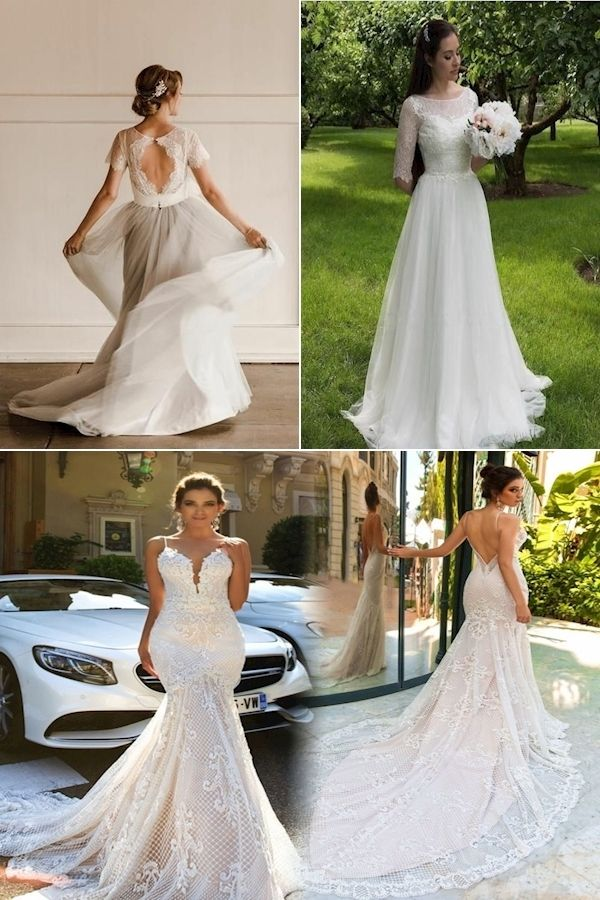 Affordable Wedding Gowns Online in 2020