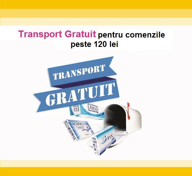 Doar pana pe 12 Aprilie mai poti beneficia d etransport gratuit pentru #lentiledecontact, pe www.medlens.ro. *cu codul TGratuit