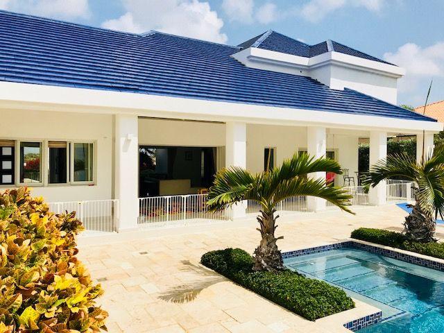 For Sale Modern Villa With Pool On Popular Vista Royal Curacao Caribbean Real Estate Vista Villa