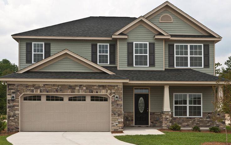 25 best ideas about stone veneer on pinterest natural stone veneer stone veneer fireplace - Quality home exteriors ...