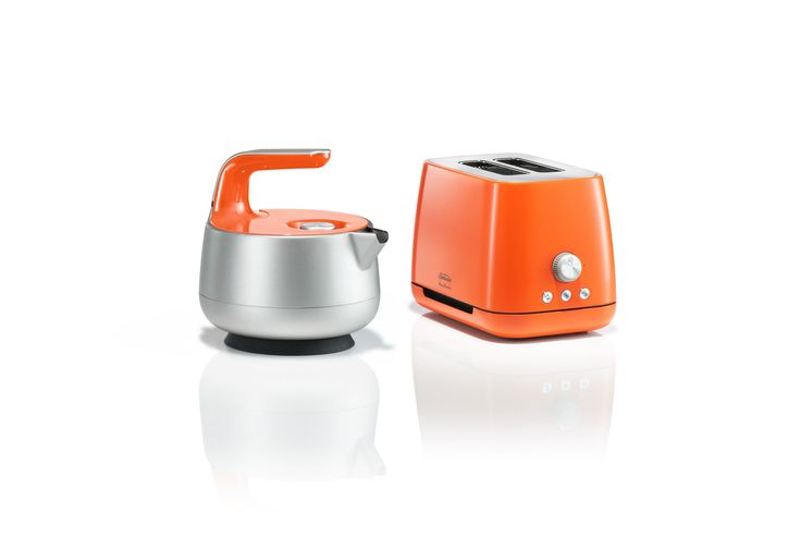 Kettle & Toaster by Marc Newson (2015) #RetroFuturism