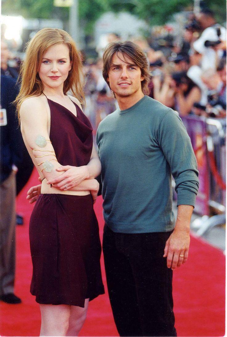 Tom Cruise et Nicole Kidman