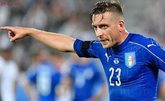 Giaccherini v Neapoli změnil číslo dresu. Co takhle změnit i klub? Sparta zájem má