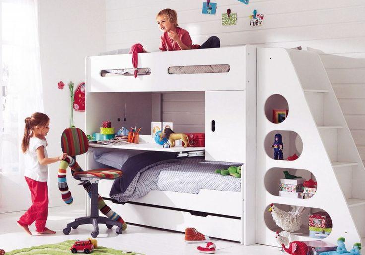 Kids Bedroom Furniture With Slide 11