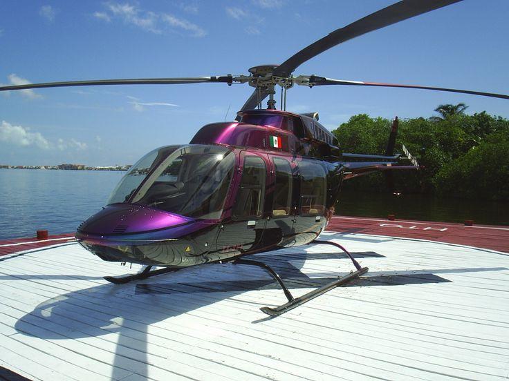 Purple Bell 407