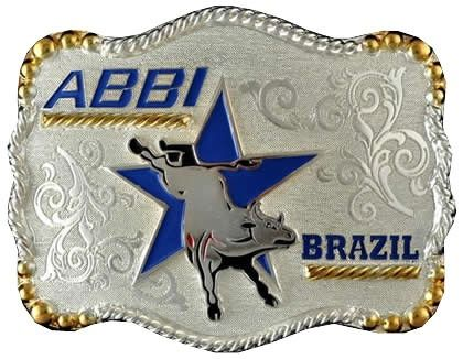fivela country masculina rodeio cowboy montaria touro 4060