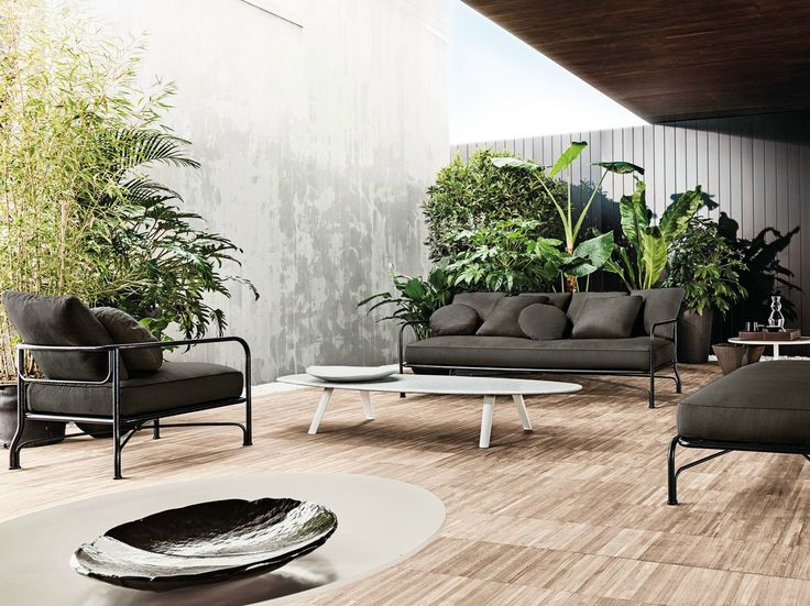Le Parc, outdoor collection by Minotti