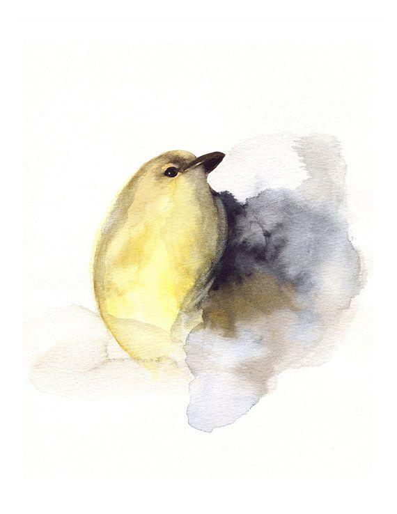 vogel aquarel-Kolen    Afdrukken reproductie van mijn oorspronkelijke vogel aquarel schilderij. * het origineel is verkocht.  Kleine lettertjes:  Papierformaat: 8 1/2 x 11  afdrukstand staand  Grote Print: Afbeeldingsgrootte ca. 9 3/4 x 8 1/2- Zie tweede foto Papierformaat 11 x 17 afdrukstand staand  Reproductie met Epson Ultra Chrome pigmentinkt op Hahnemuhle 100% katoenen lap Fine Art papier afgedrukt. De afdruk ziet er heel graag een originele aquarel.  Afdrukken zal komen o...