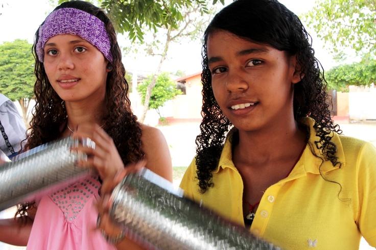 """Las chicas de """"Son Sabrosura"""""""