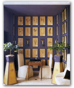 PANTONE COLOR TREND MODA Home Interiors 2014 Theatrical Fashionable Whimsical Finesse