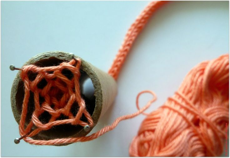 DIY : fabriquer son tricotin soi-même !