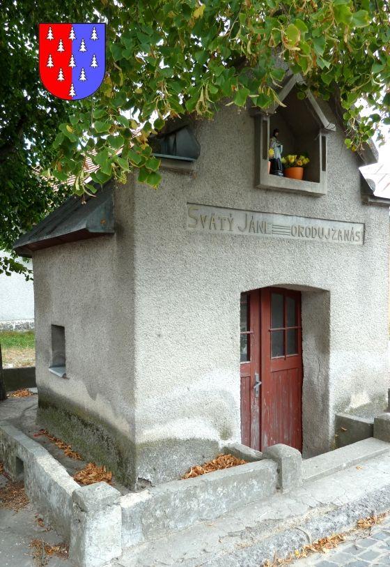 Pohronska Polhora, kaplnka