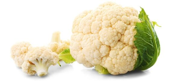 cauliflower - food of the month