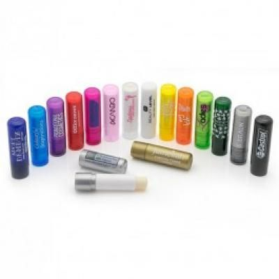 Image of Printed Mint And Hop Lip Balm Stick. 4.8g