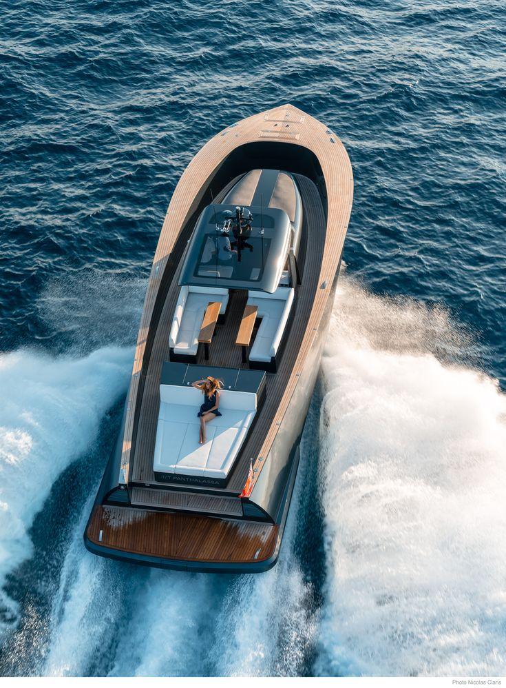 Alen 55 Yacht