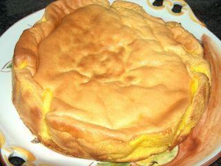 Pão de ló em creme / pão de ló de alfeizerão, Receita Petitchef