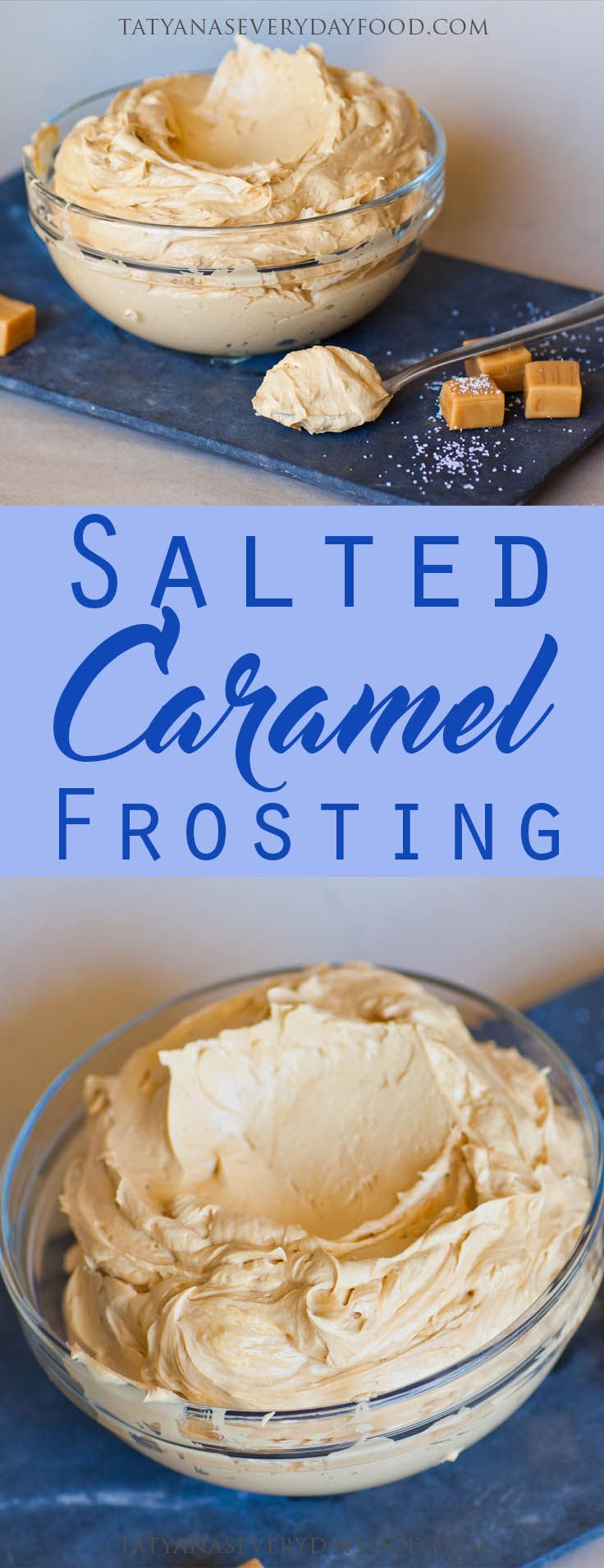 Salted Caramel Frosting – perfectly balanced buttercream made with sweet dulce de leche caramel! This is one of my all-time favorite recipes and it's perfect for frosting cakes and cupcakes. Use this frosting for chocolate, coffee or vanilla-flavored cakes. I use this for frosting an 8-inch cake or 24 cupcakes. Watch my video recipe for step-by-step […]