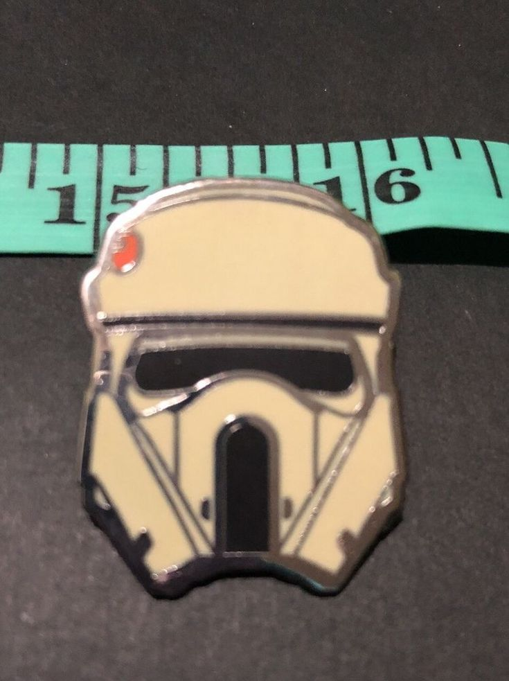 Disney Pin Trading Star Wars 2016 Scarif StormTrooper Rogue One Helmets #disney