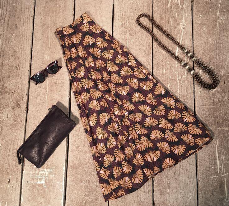 Gonna cotone 125gr.  #thecolorsoup #colors #outifit #diy #handmade #pattern #fabrics