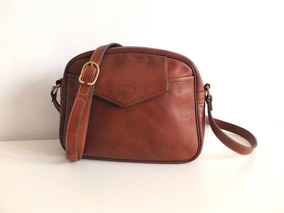 Longchamp/sac besace vintage longchamp/french vintage