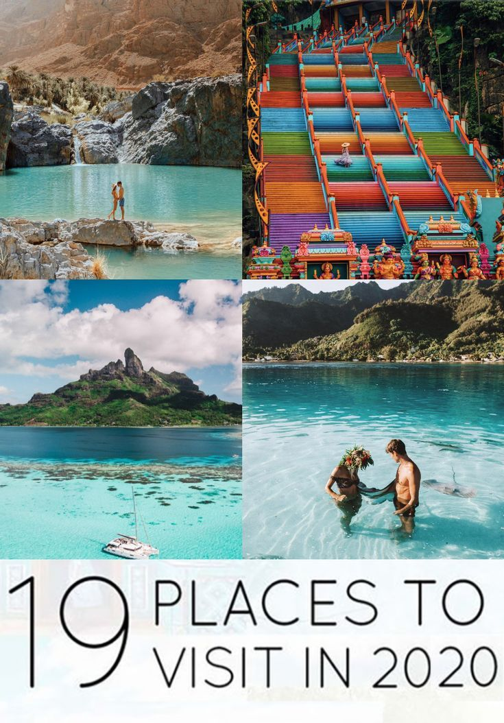 As 2020 Has Just Started It S Time To Set New Travel Goals For