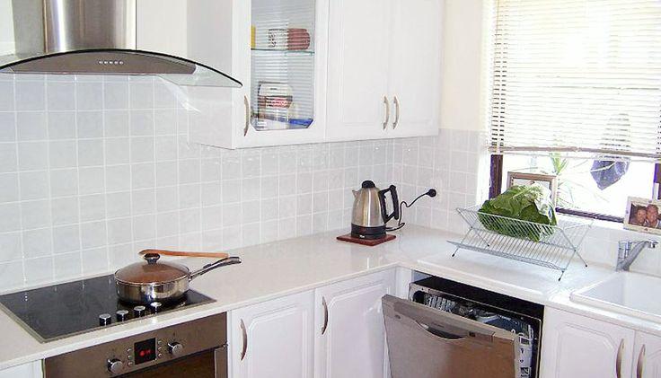 An Artisan range kitchen, fully installed.