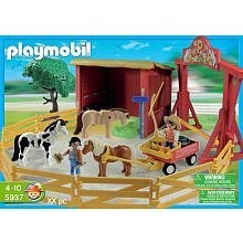17 best images about playmobil on pinterest horse farms - Piscina playmobil amazon ...