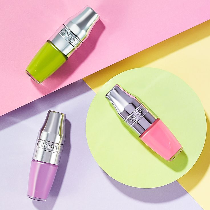 Ban the boring of Hump Day with something colourful. We want all the lip colours! #Lancome