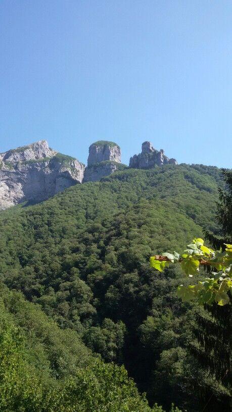 Monte Procinto- Toscana