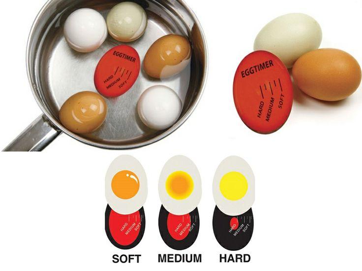 Egg Timer Minutnik do gotowania perfekcyjnych jaj