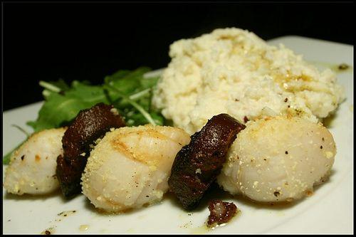 boudin noir et purée de chou-fleur – Thai fish cakes | Chez Becky et Liz, blog de cuisine anglaise