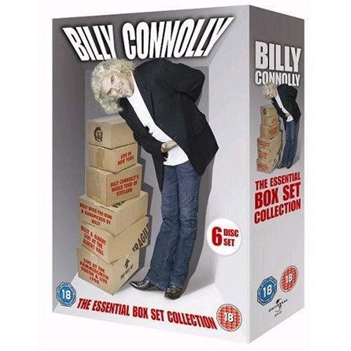 From 12.74 Billy Connolly: The Essential Collection [dvd]